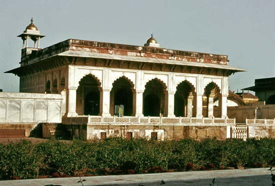 معماری مغولی هند