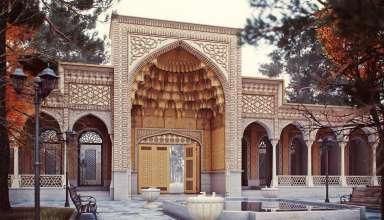 طراحی مدرسه با معماری ایرانی