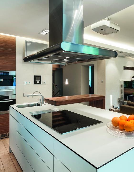 لمینت در آشپزخانه
