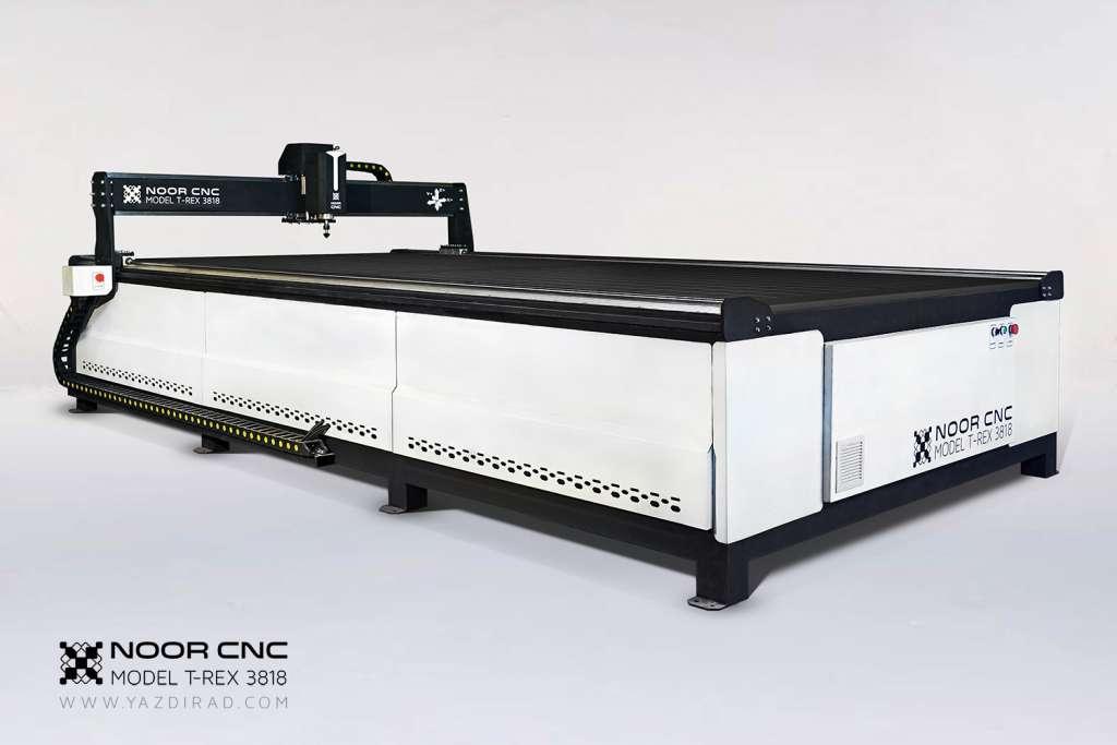 دستگاه سی ان سی CNC